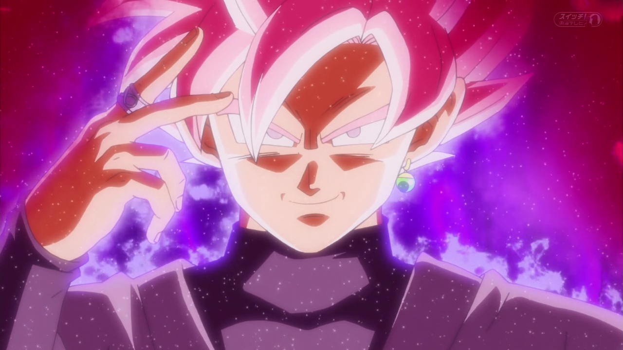 Free Download Black Goku Dragon Ball Super Wallpaper