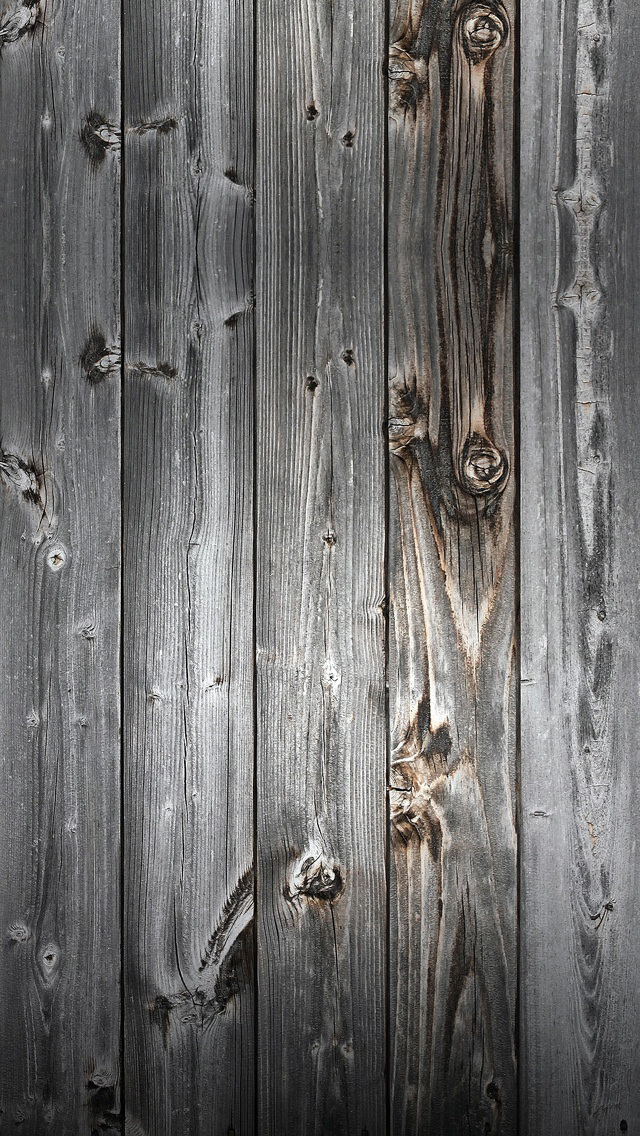 Gray wood background iPhone 5 wallpapers Background and Wallpapers 640x1136