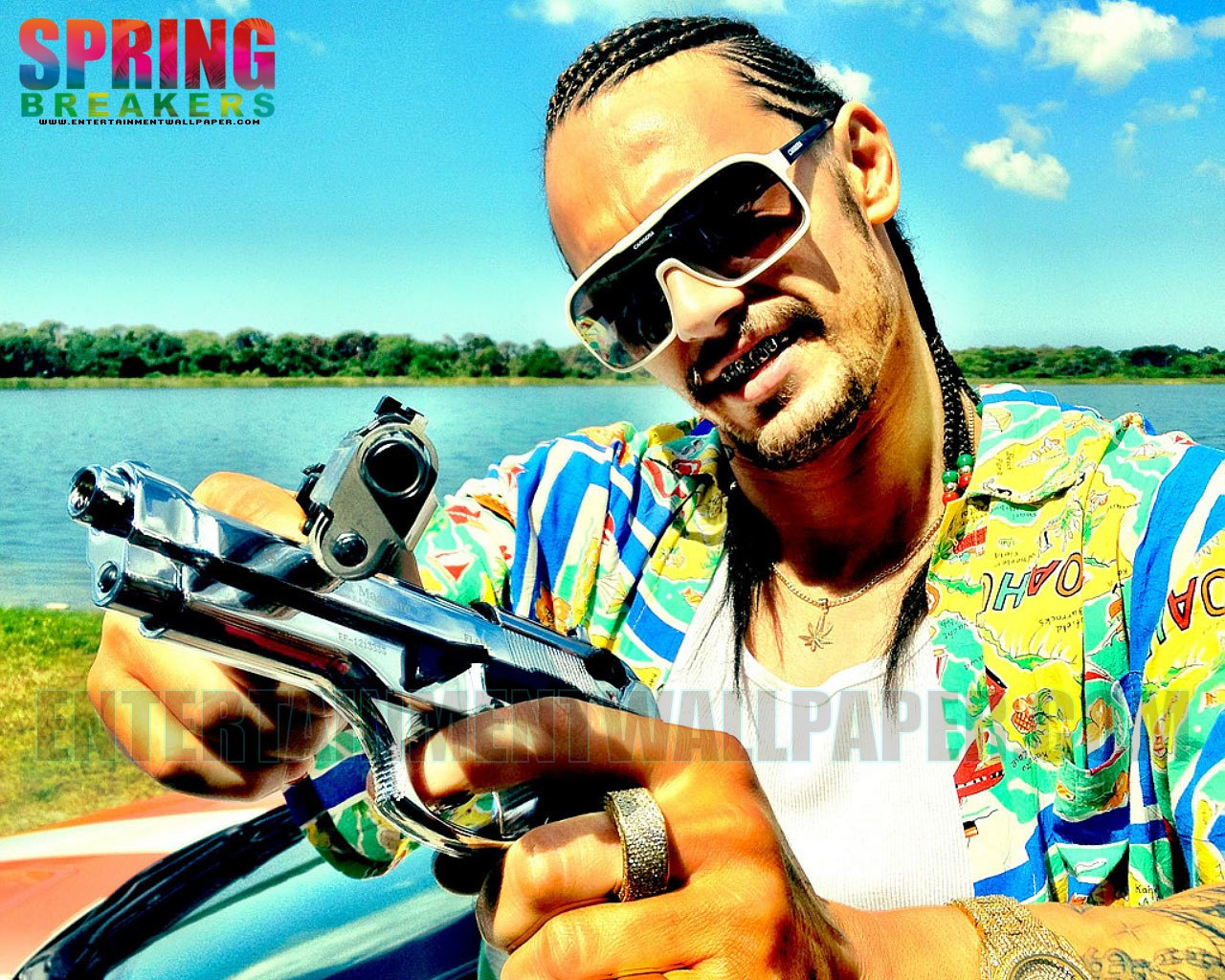 Spring Breakers [2013]   Upcoming Movies Wallpaper 33873896 1280x1024