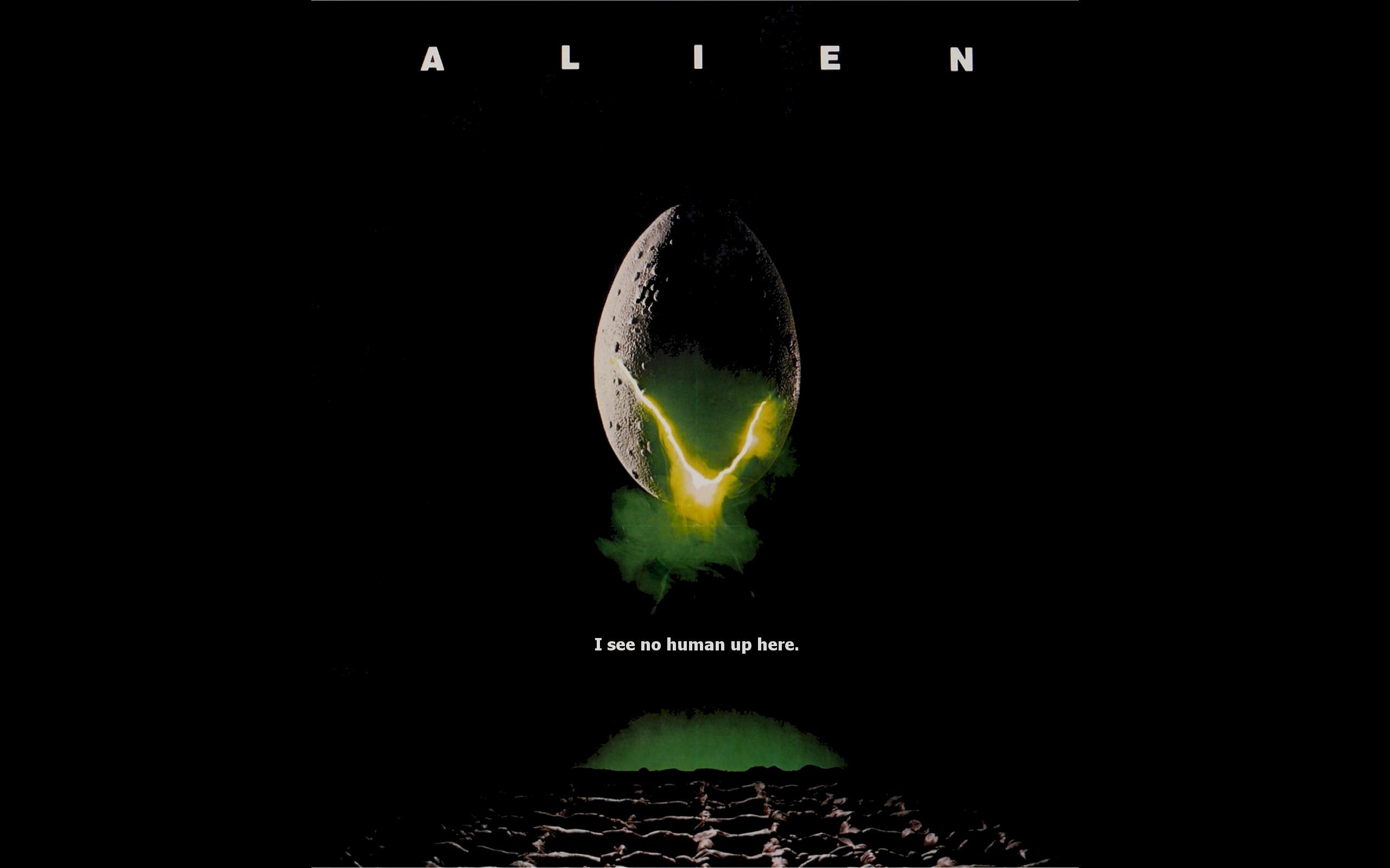 Alien Movie Desktop 2560x1600