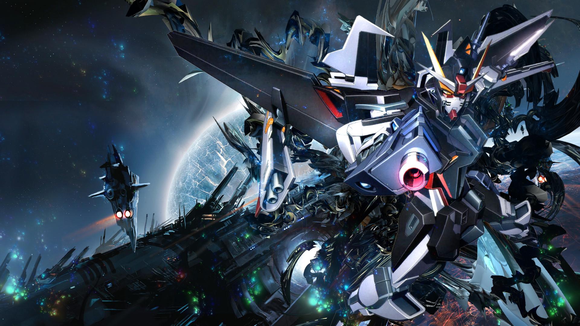 61 Gundam Wing Wallpapers on WallpaperPlay 1920x1080