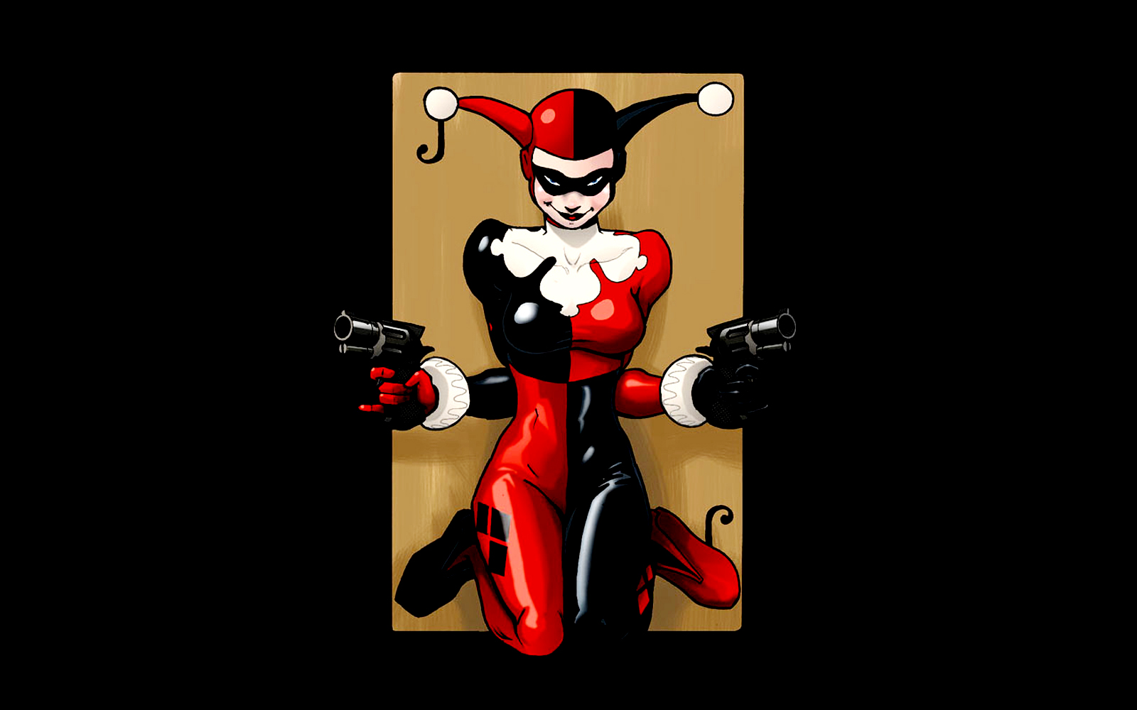 Harley Quinn DC Comics HD Wallpapers Download Wallpapers in HD 1600x1000