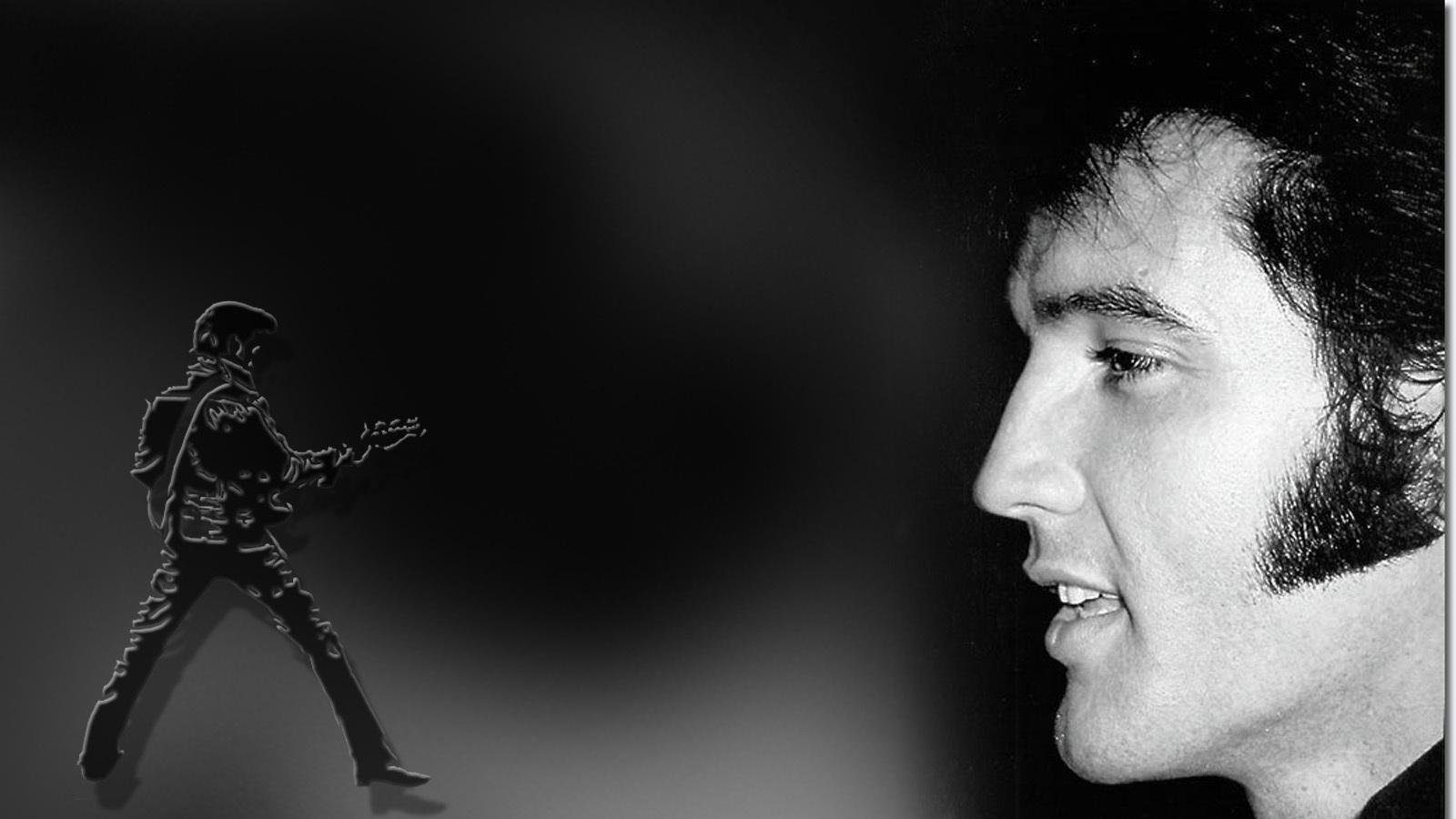 Best Music Wallpapers Elvis Presley download wallpaper 1600x900