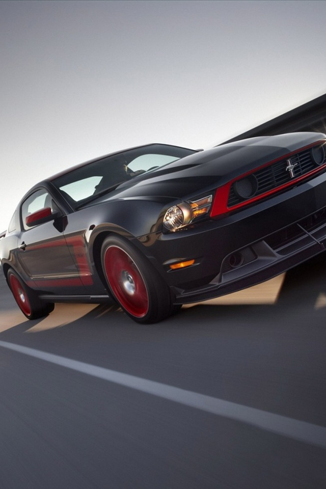 Mustang Wallpaper For Iphone 2015 Best Auto Reviews 640x960