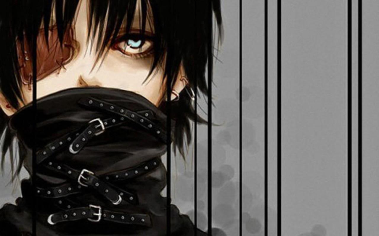 Emo Anime Boy Cool Wallpaper 12 screenshot 1 1280x800