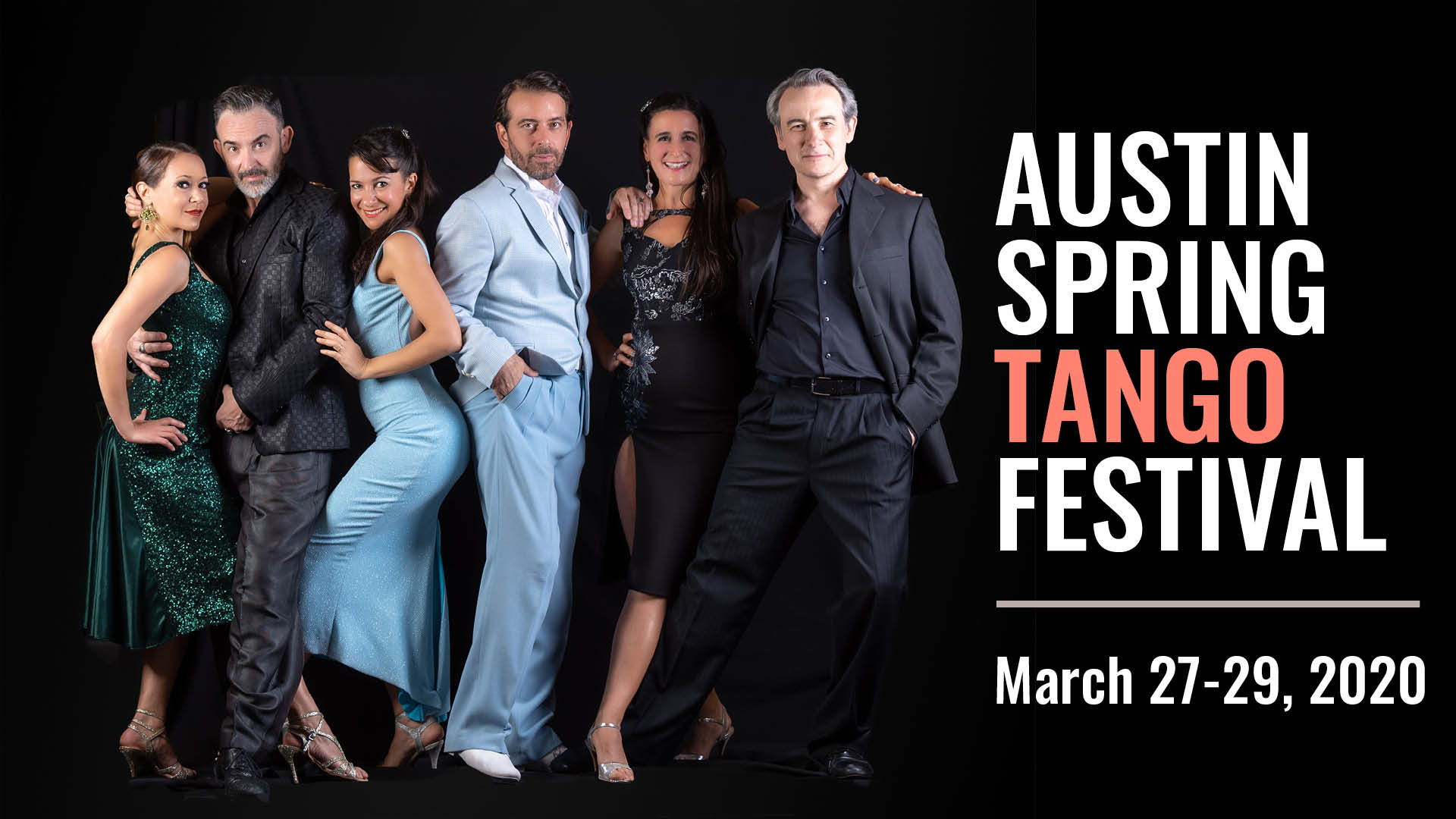 Austin Spring Tango Festival 2020 presented by Austin Tango 1920x1080