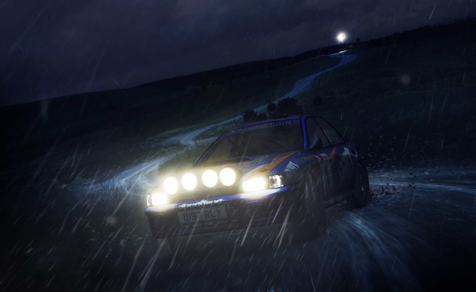 Video Game   DiRT Rally Wallpaper 1920x1178