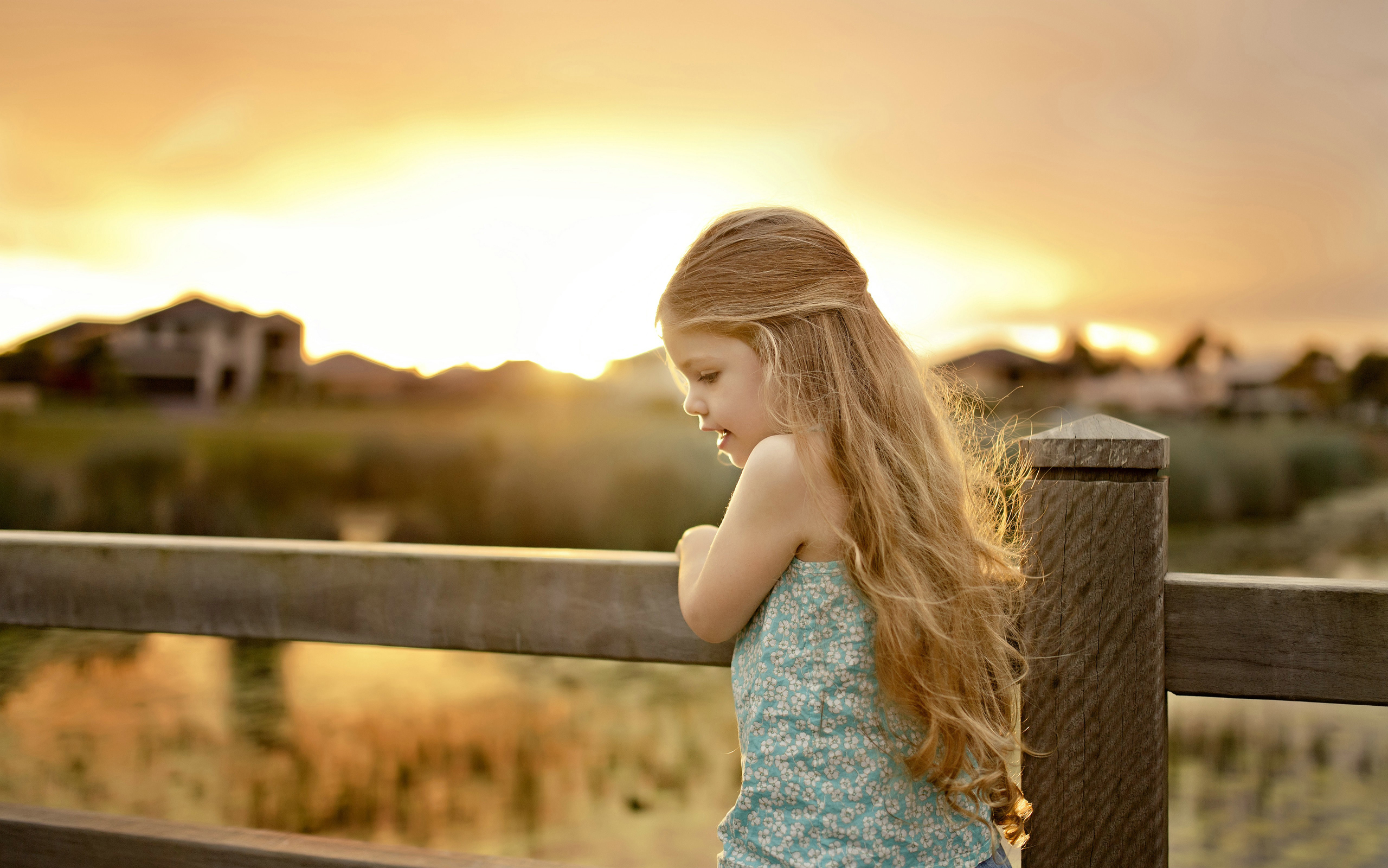 Free Download Long Hair Baby Girl Sunset Landscape Wallpaper Wallpapers 2560x1600 For Your Desktop Mobile Tablet Explore 97 Long Hair Wallpapers Long Hair Wallpapers Hair Stylist Wallpaper Wallpaper Hair Luxury