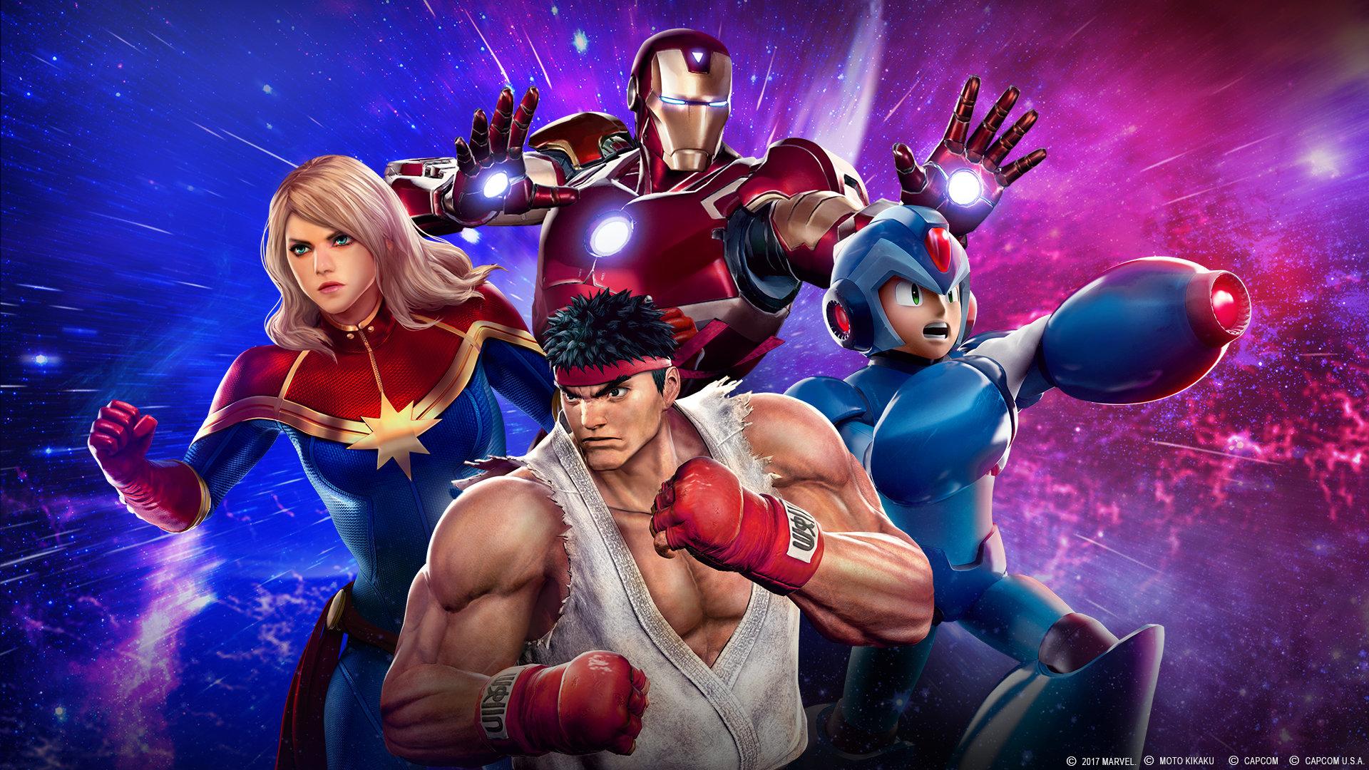 Free Download Marvel Vs Capcom Infinite Deluxe Edition Plaza 58 Gb