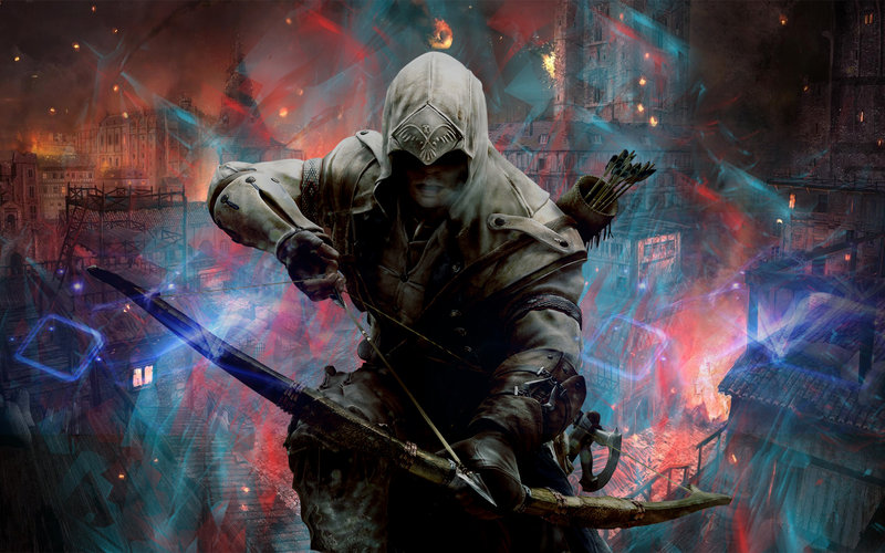 Youtube Background 2048x1152 Assassins creed iii wallpaper 800x500