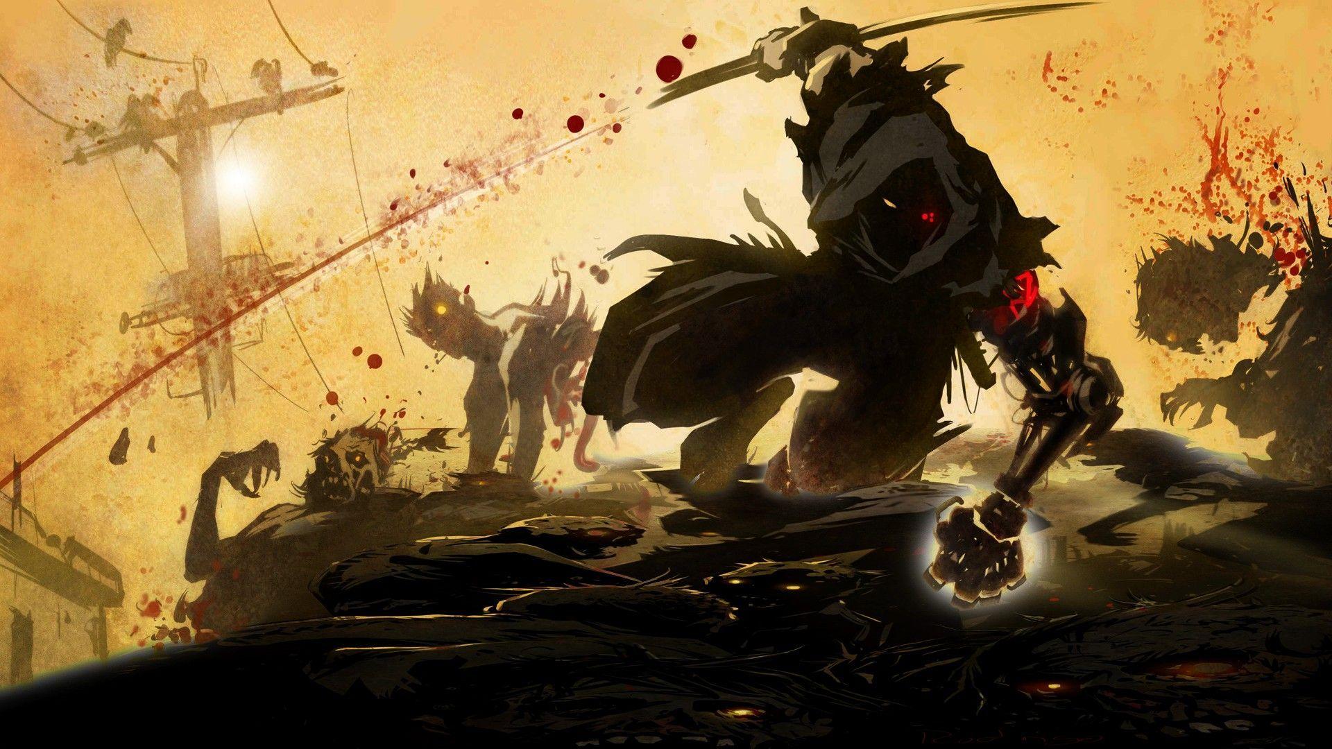 Anime Ninja Wallpapers   Top Anime Ninja Backgrounds 1920x1080