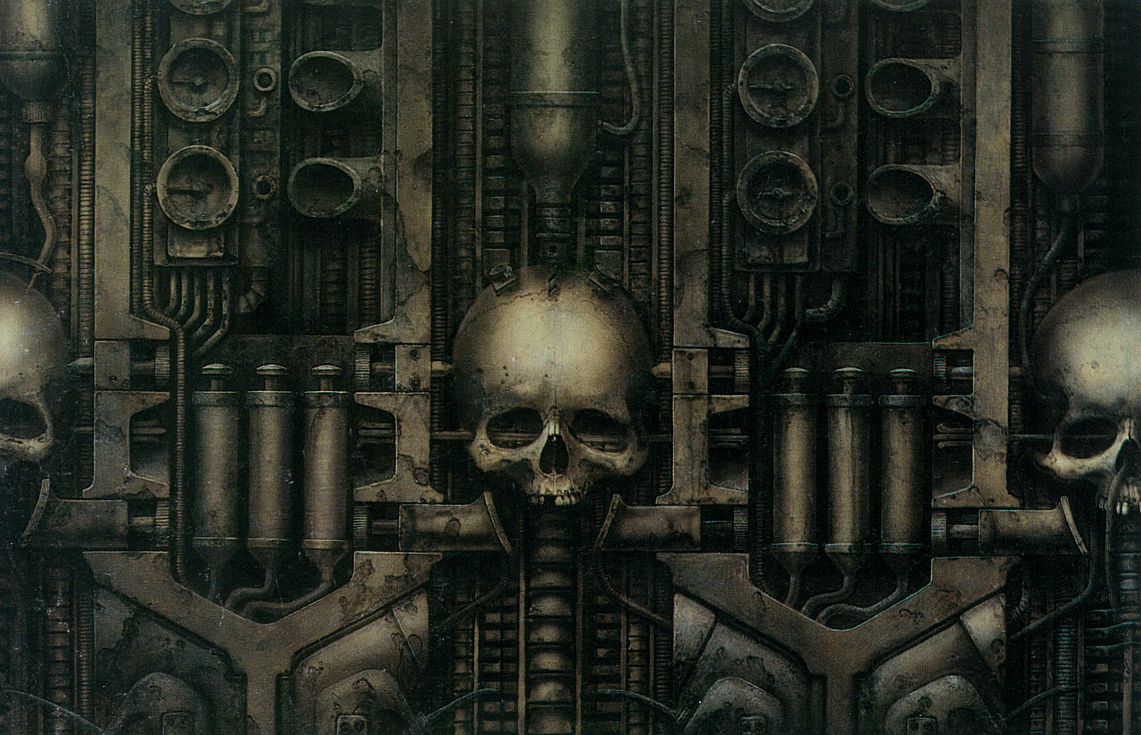 Top Hd Biomechanical Wallpaper Wallpapers