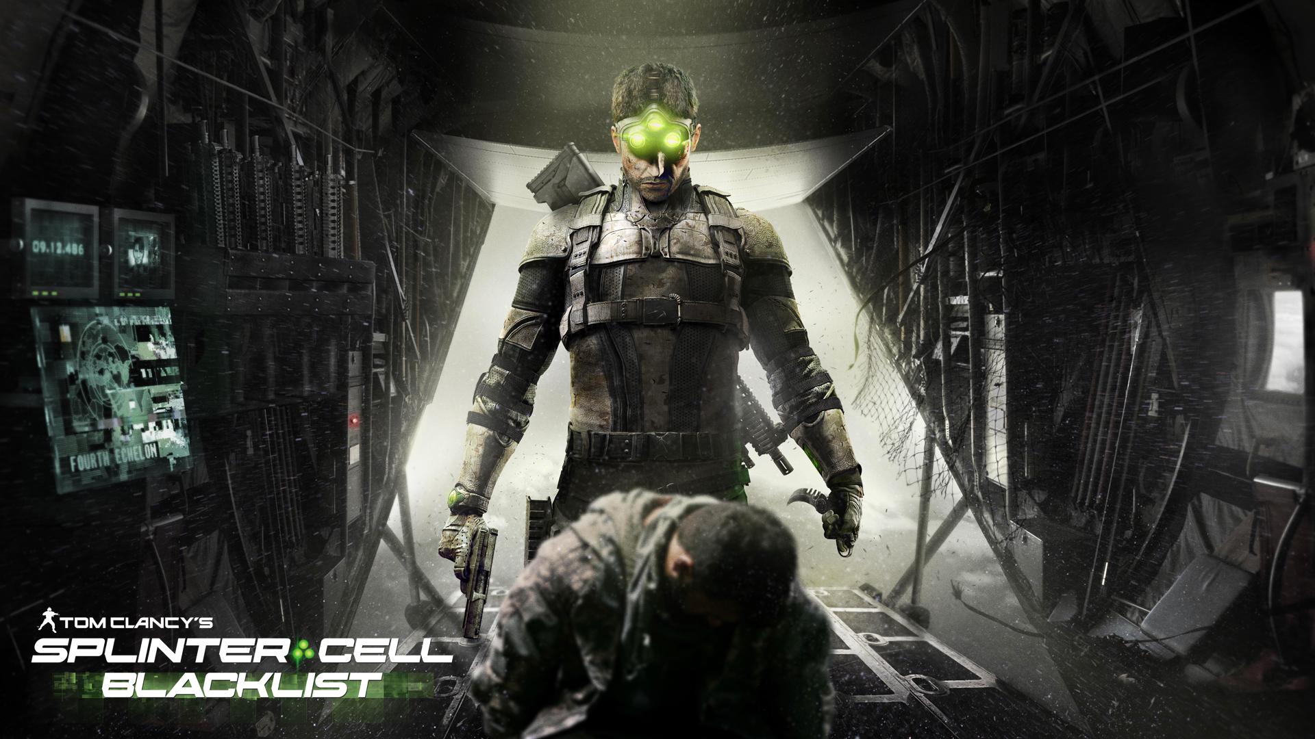 Splinter Cell Blacklist [info]   Taringa 1920x1080