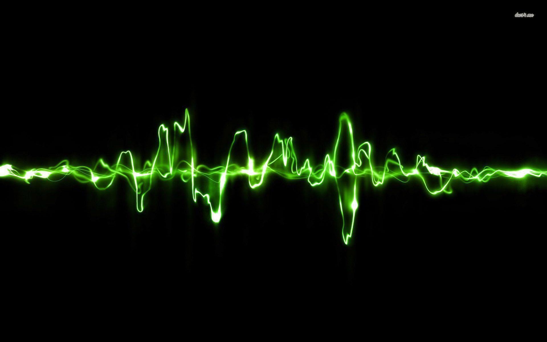 Sound Waves Wallpapers 1920x1200