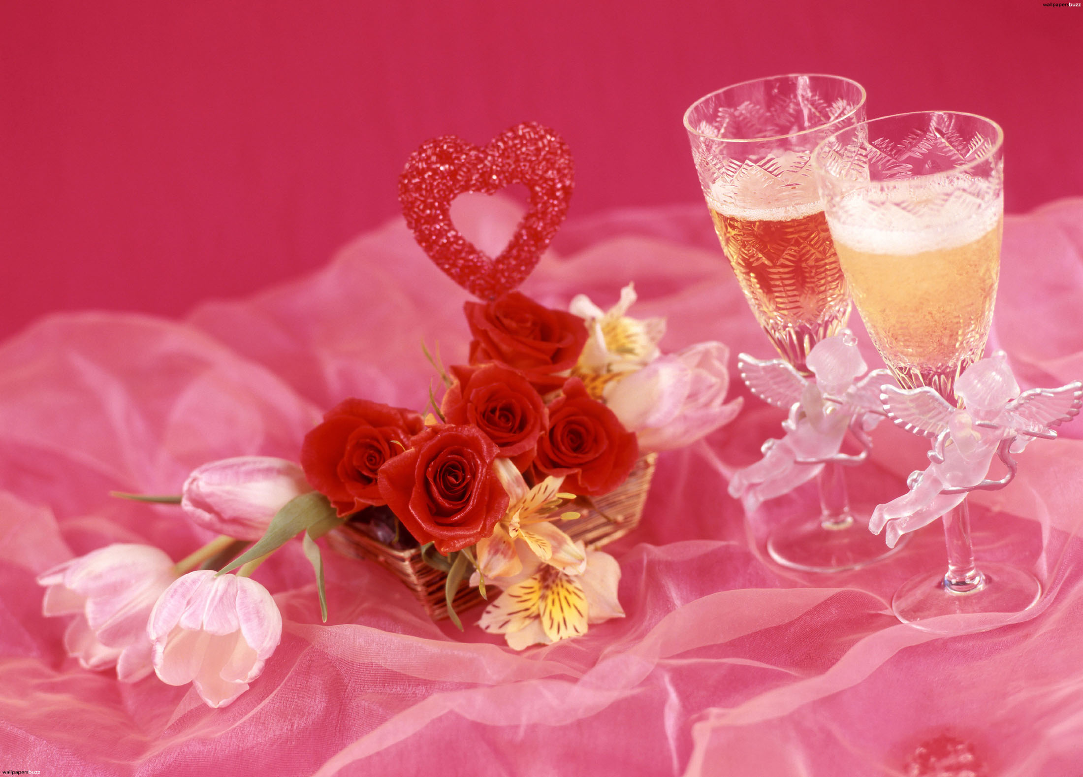 40 Beautiful Valentines Day Wallpapers For Desktop 2200x1578