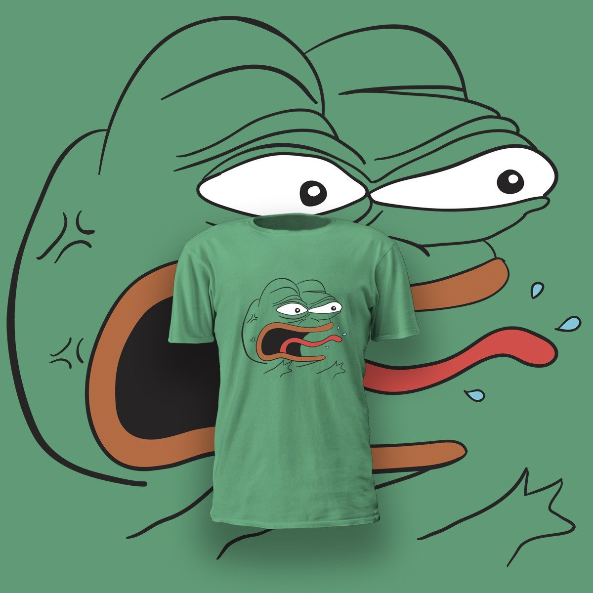 Pepe The Frog As for Pinterest 1200x1200