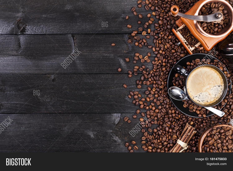 Coffee Background Top Image Photo Trial Bigstock 1500x1102