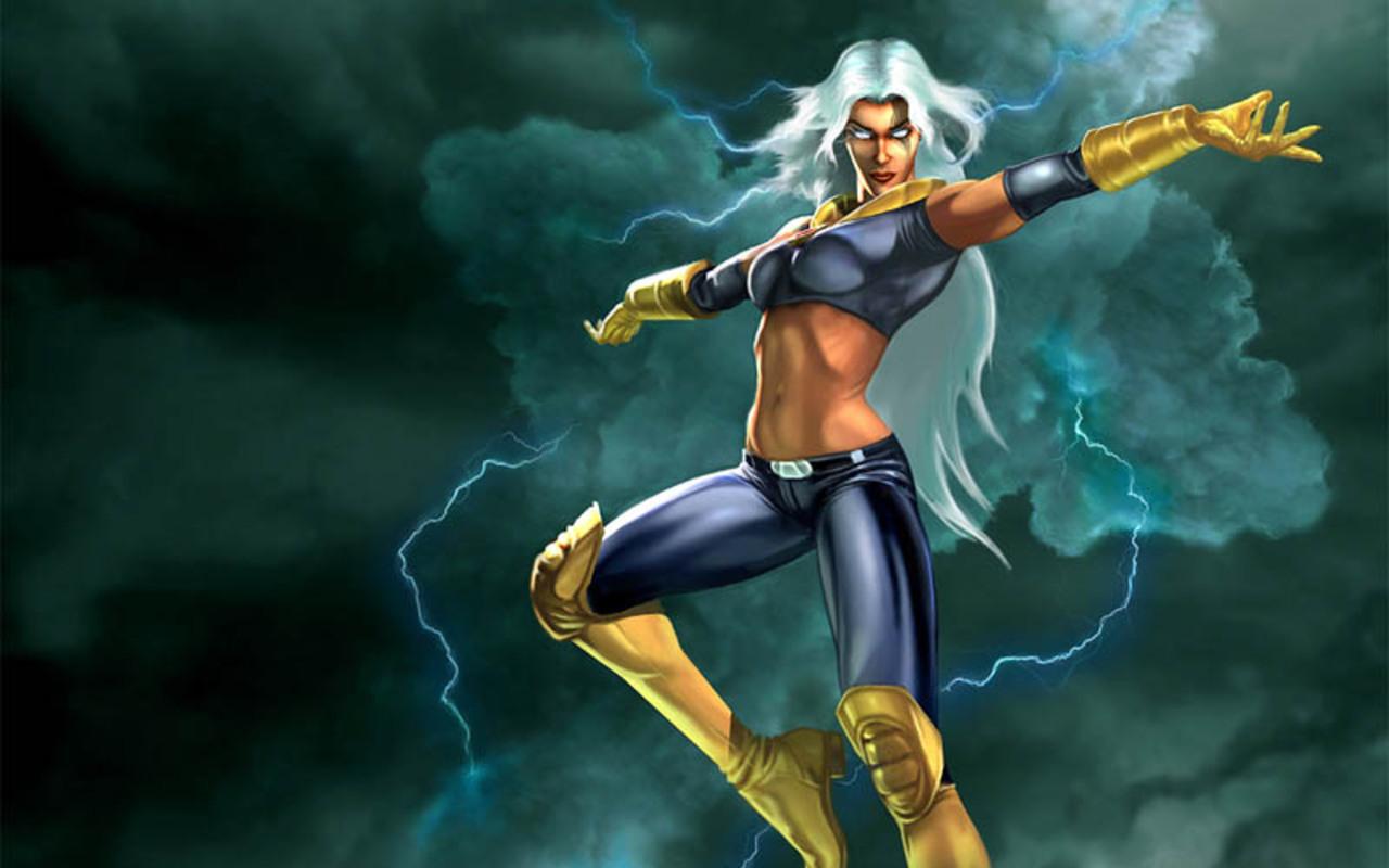 Storm   X Men Wallpaper 4355300 1280x800