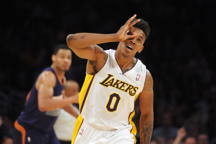 Nick Young finally explains Swaggy P nickname says God 730x487