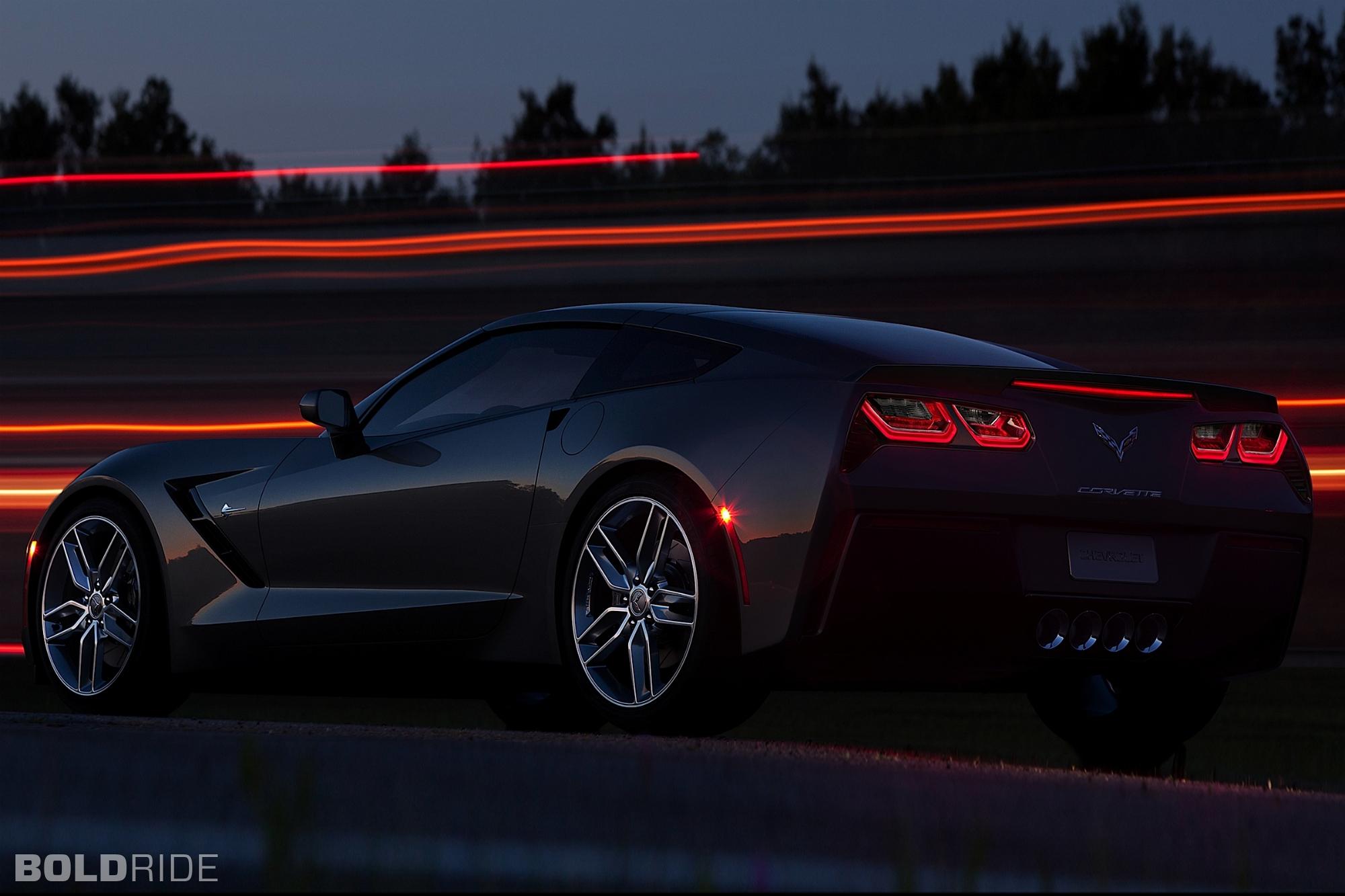 Corvette Stingray Wallpaper Car Wallpapers 2000x1333