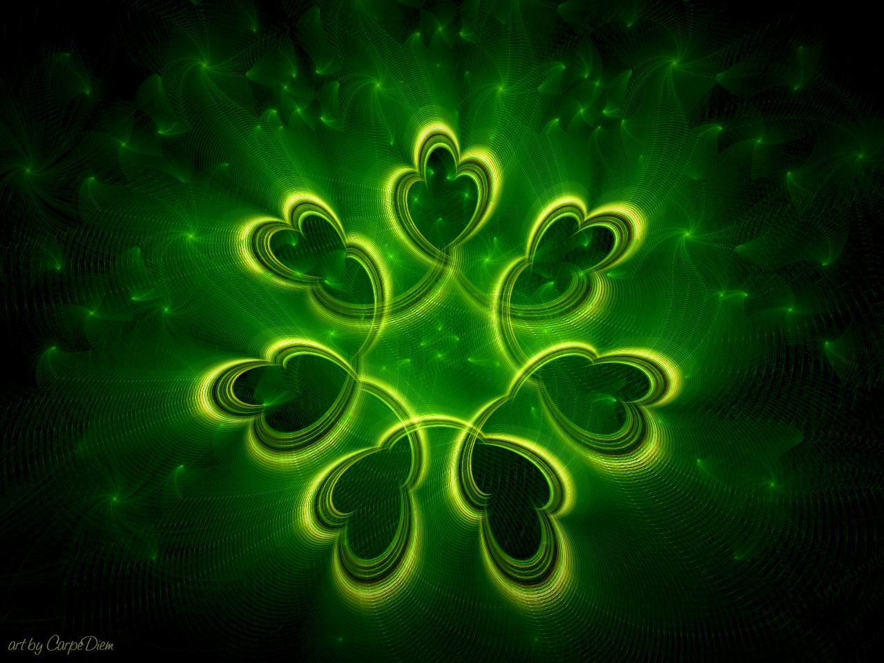 Pretty Green Wallpaper Wallpapersafari