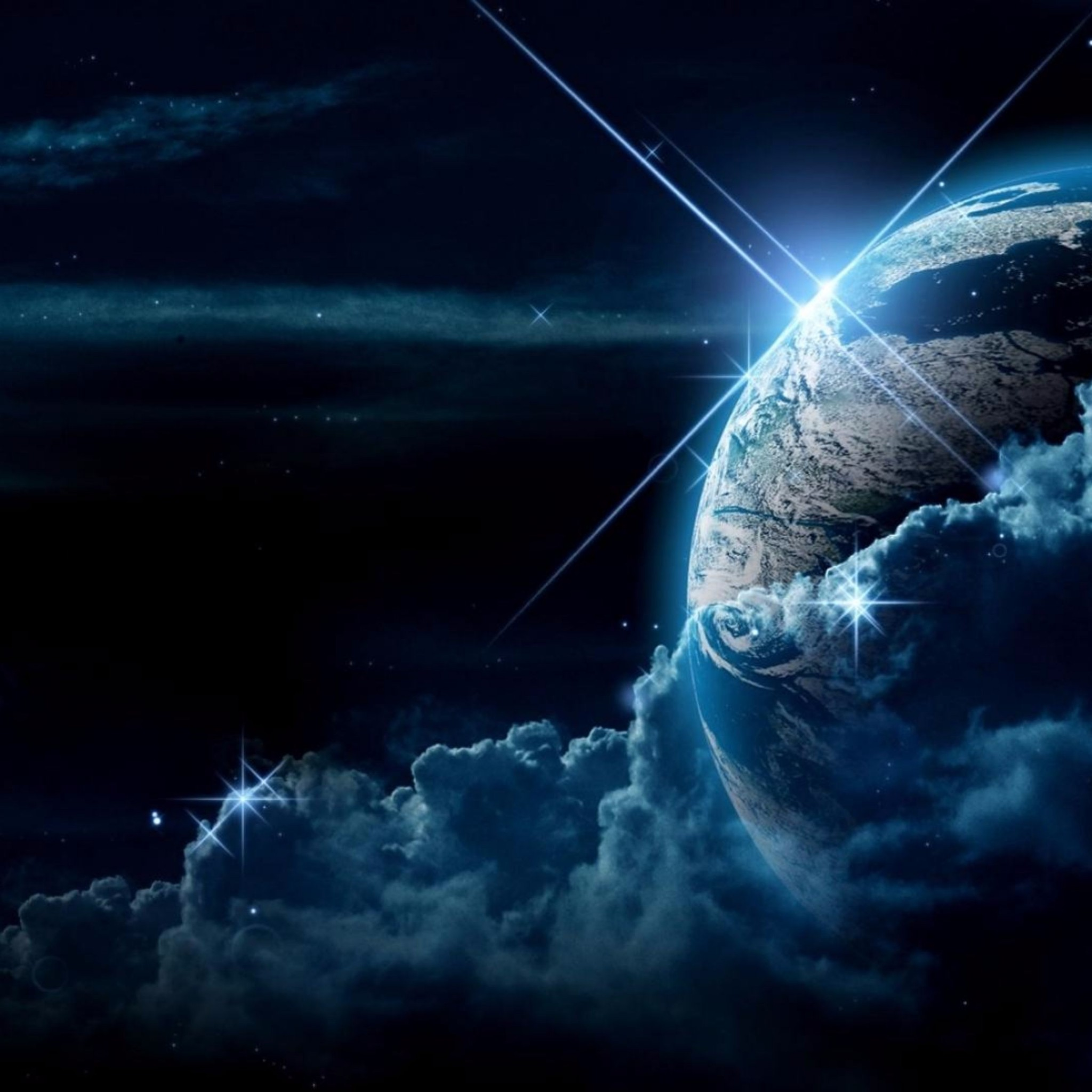 Cool Space Background Wallpapers
