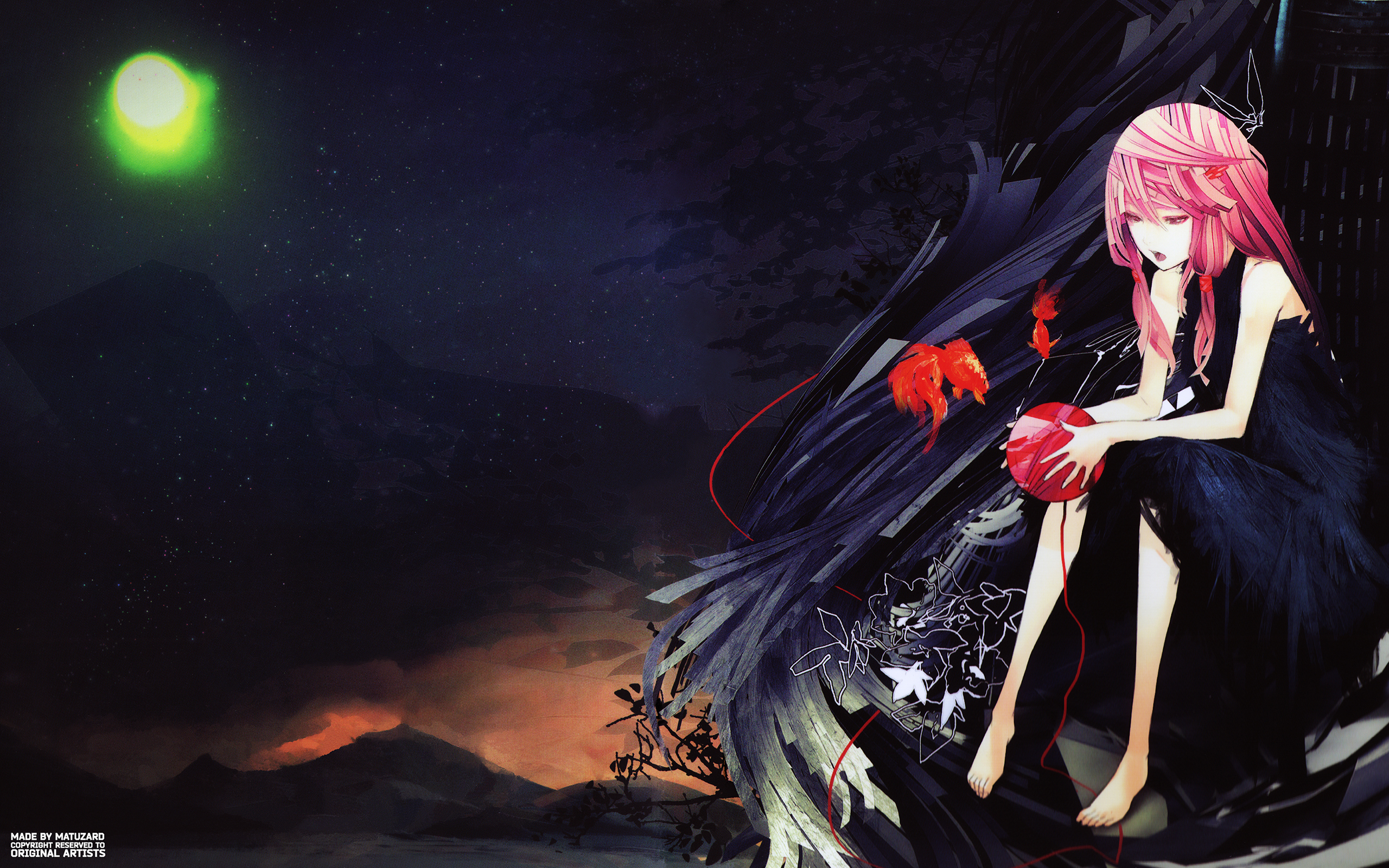 Guilty Crown HD Wallpaper Background Image 2560x1600 ID 2560x1600