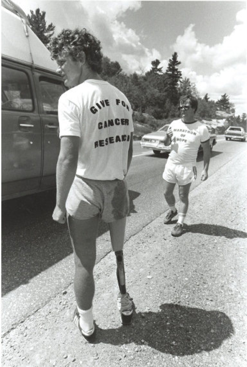 the early life and times of terry fox -terry fox june 28, 1981 terry dies at 4  -the money raised has increased the life span and survival rate of  -terry fox run is held in about 40-50.