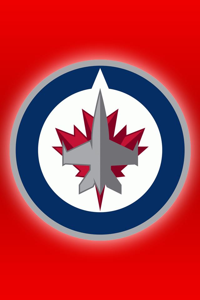 Winnipeg Jets iPhone Wallpaper HD 640x960