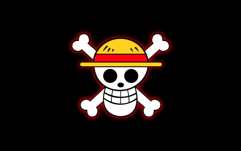 Home Gallery One Piece Wallpapers Straw Hat Logo 790x494