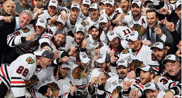 Blackhawks Stanley Cup Wallpaper - 203.0KB