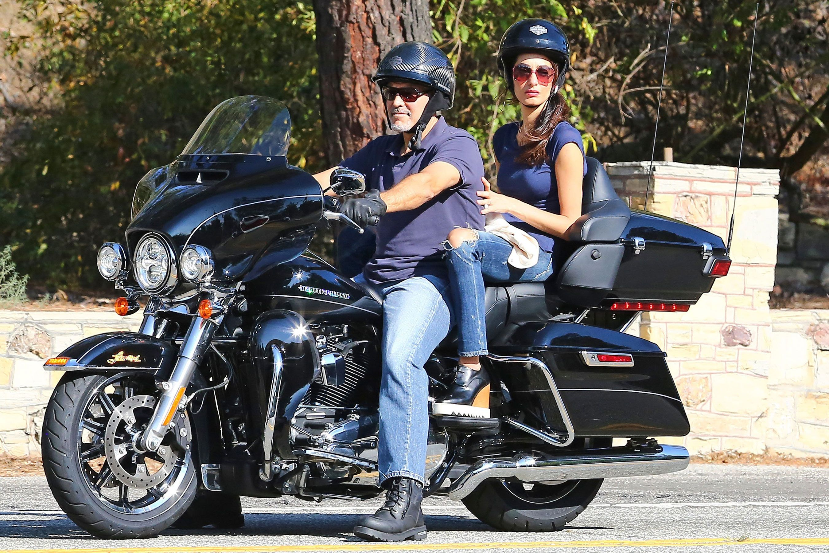 George Clooney Auctions Off Motorcycle After Scary Accident Hes 2700x1800