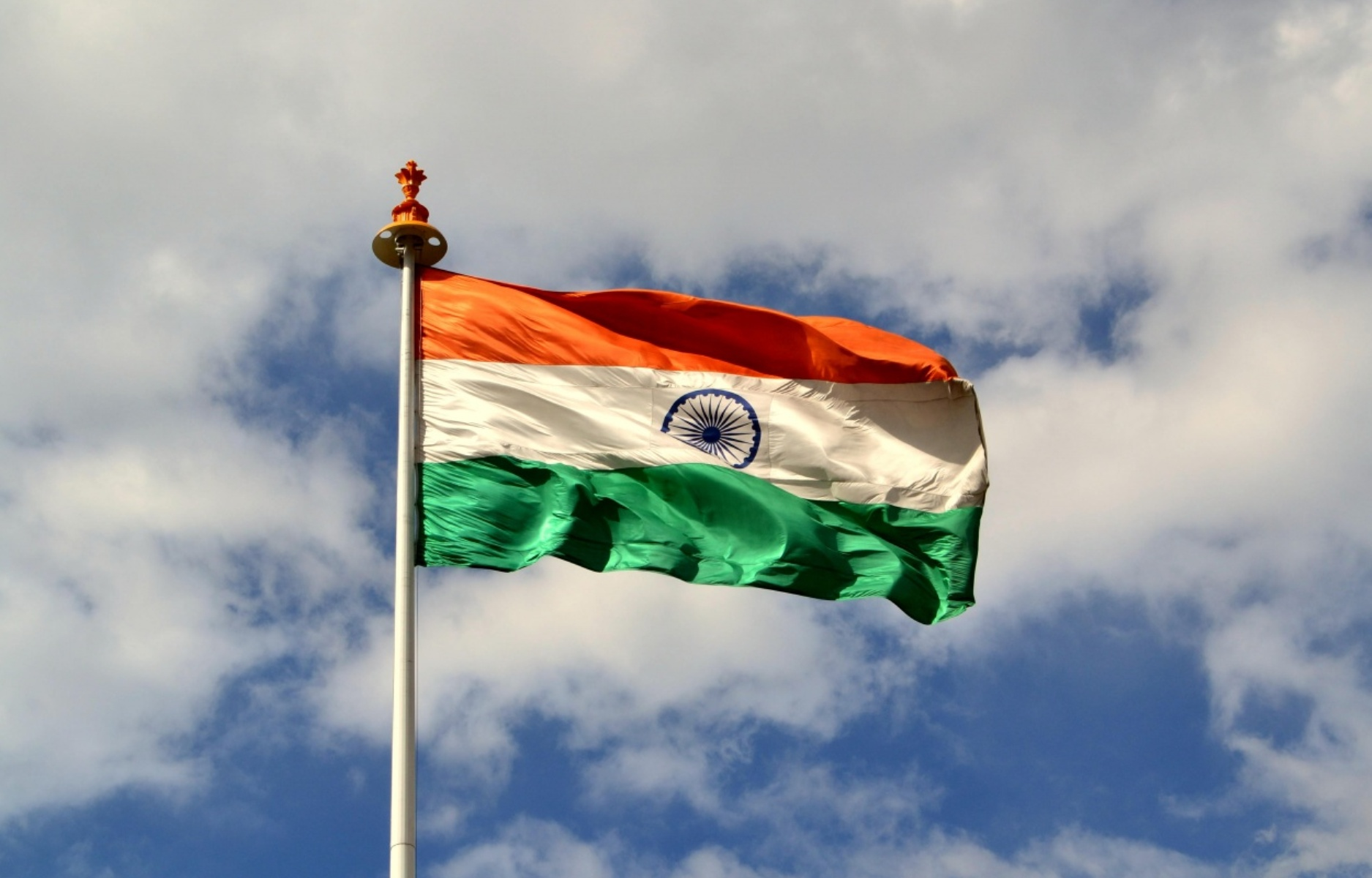 Indian Flag Wallpapers   HD Images [ Download] 1875x1200