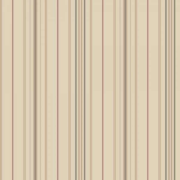 Ashford Stripes Wide Pinstripe Wallpaper modern wallpaper 600x600