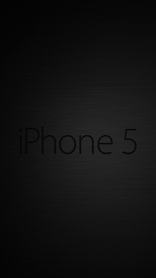 Creative Iphone Lock Screen Wallpapers Iphone 5 dark lockscreen by 640x1136