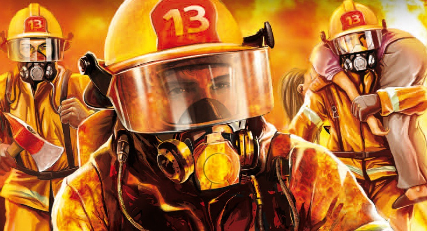 Free download Real Heroes Firefighter Sequel In Development For Wii U  Nintendo [1459x790] for your Desktop, Mobile & Tablet   Explore 71+ Fireman  Wallpaper   Volunteer Firefighter Wallpaper, Free Firefighter Wallpaper,  Fireman Wallpaper HD