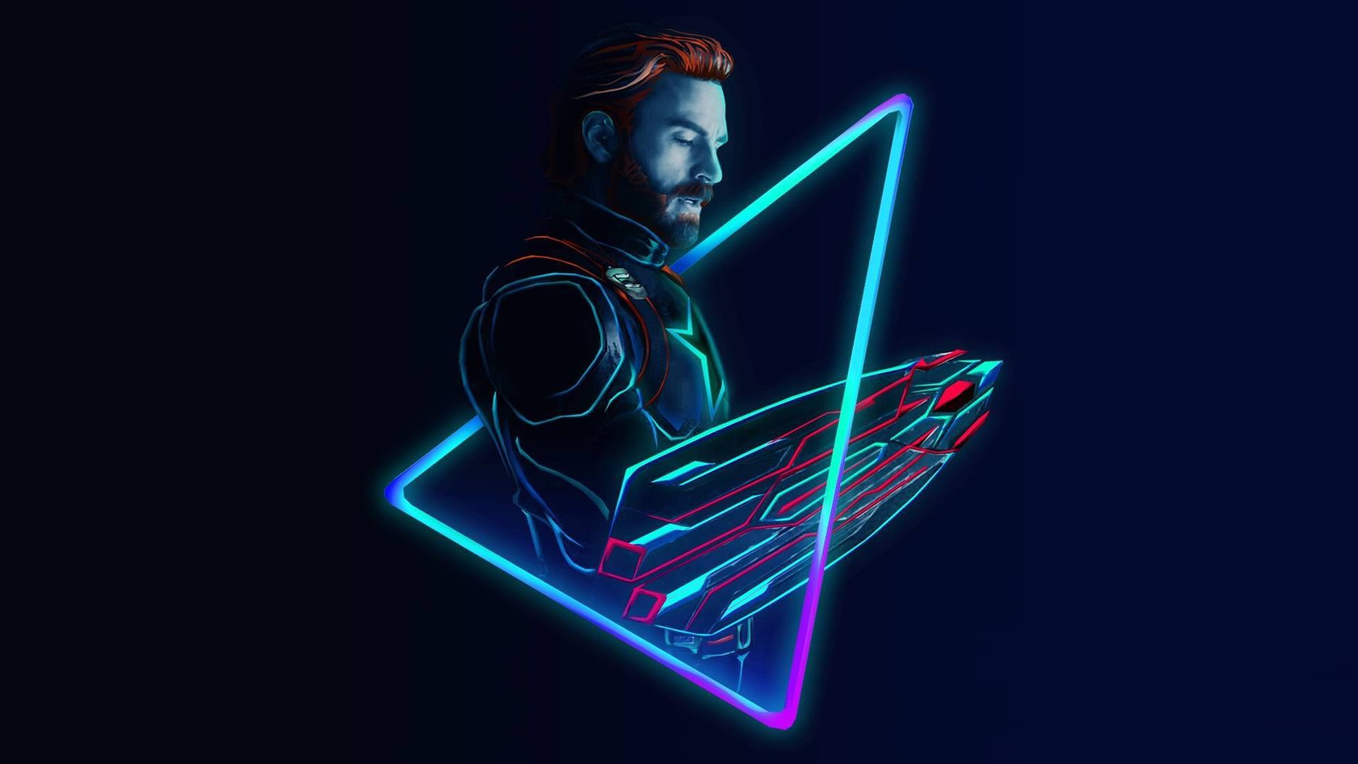 Download 880+ Wallpaper Hp Neon HD Paling Keren