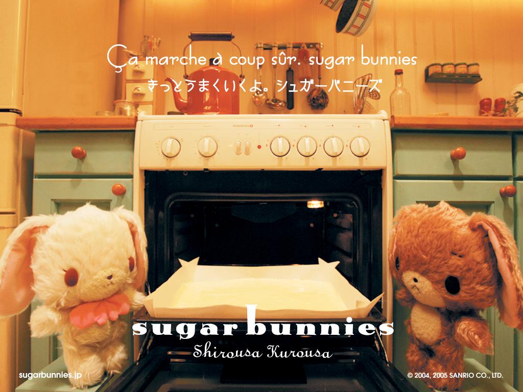 Sugar Bunnies Wallpaper Sanrio Wallpapers Kawaii Wallpapers 1024x768
