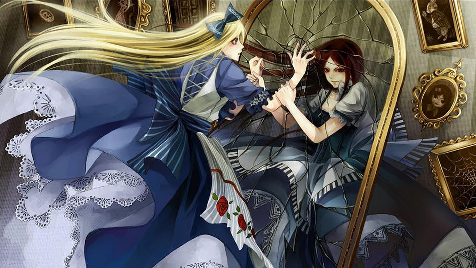 Alice in Wonderland   Imagenes Anime y algo ms 1600x900