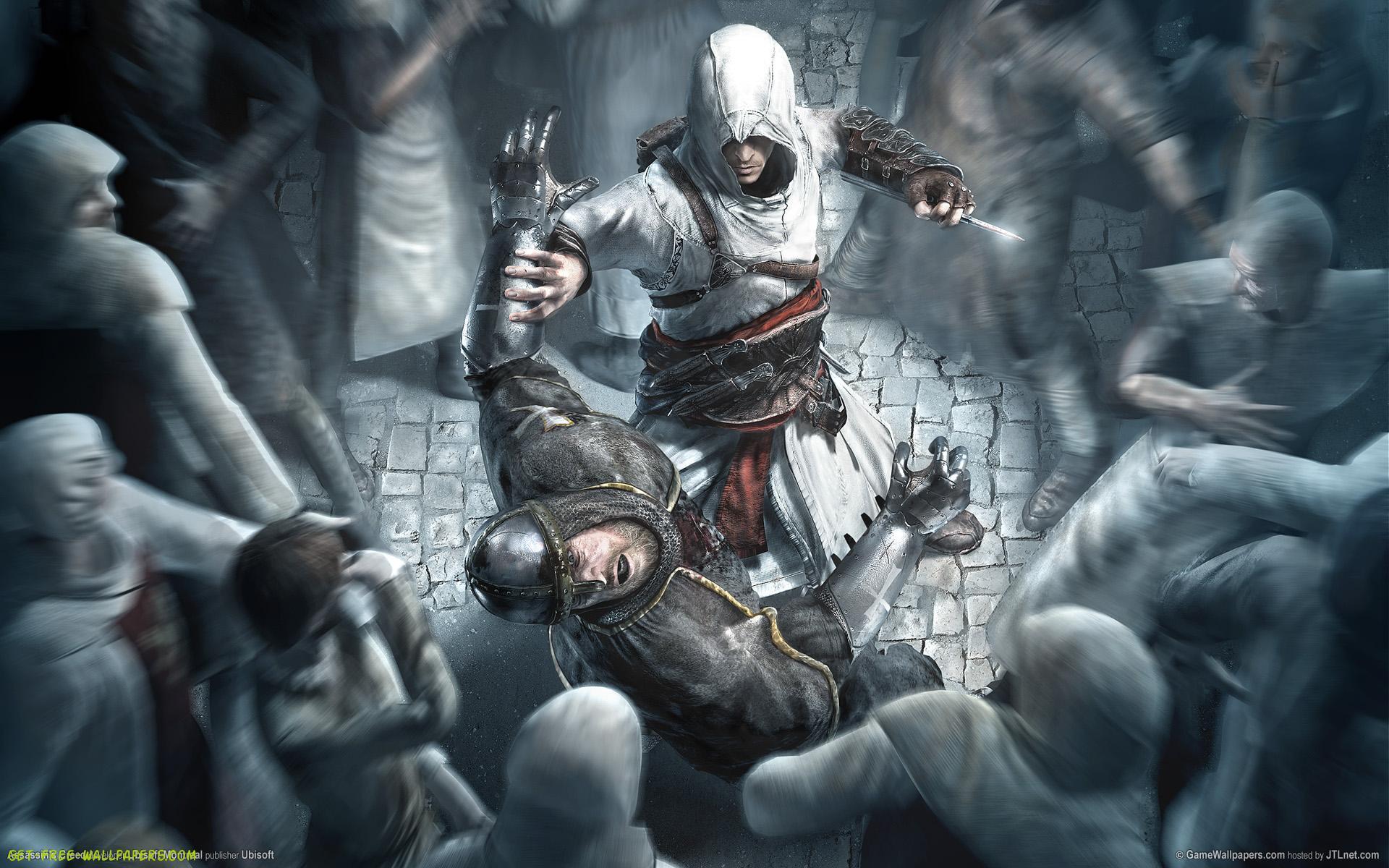 Assassins Creed Altair wallpaper   190964 1920x1200