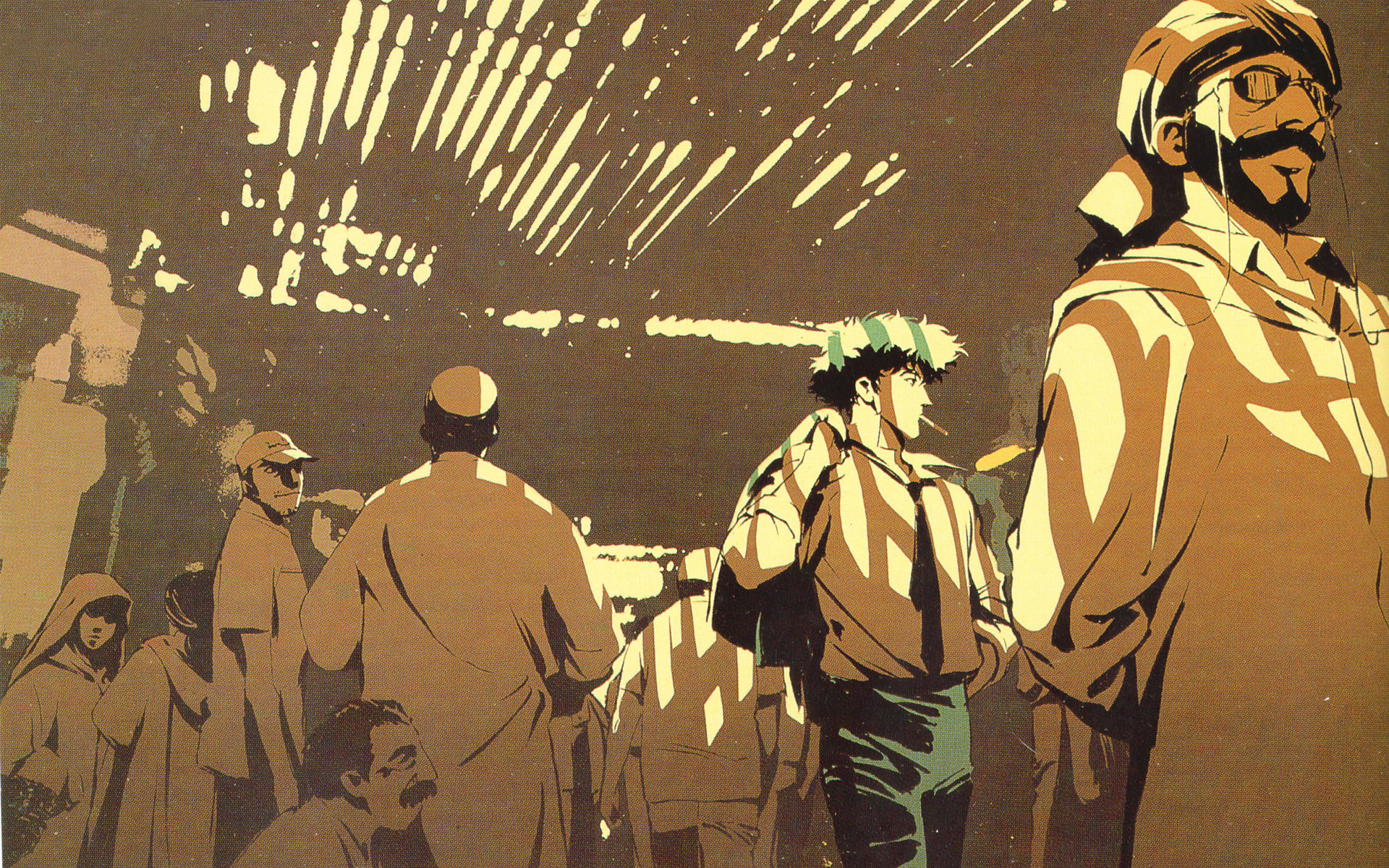 Wallpaper   Cowboy Bebop Wallpaper 33236272 1920x1200