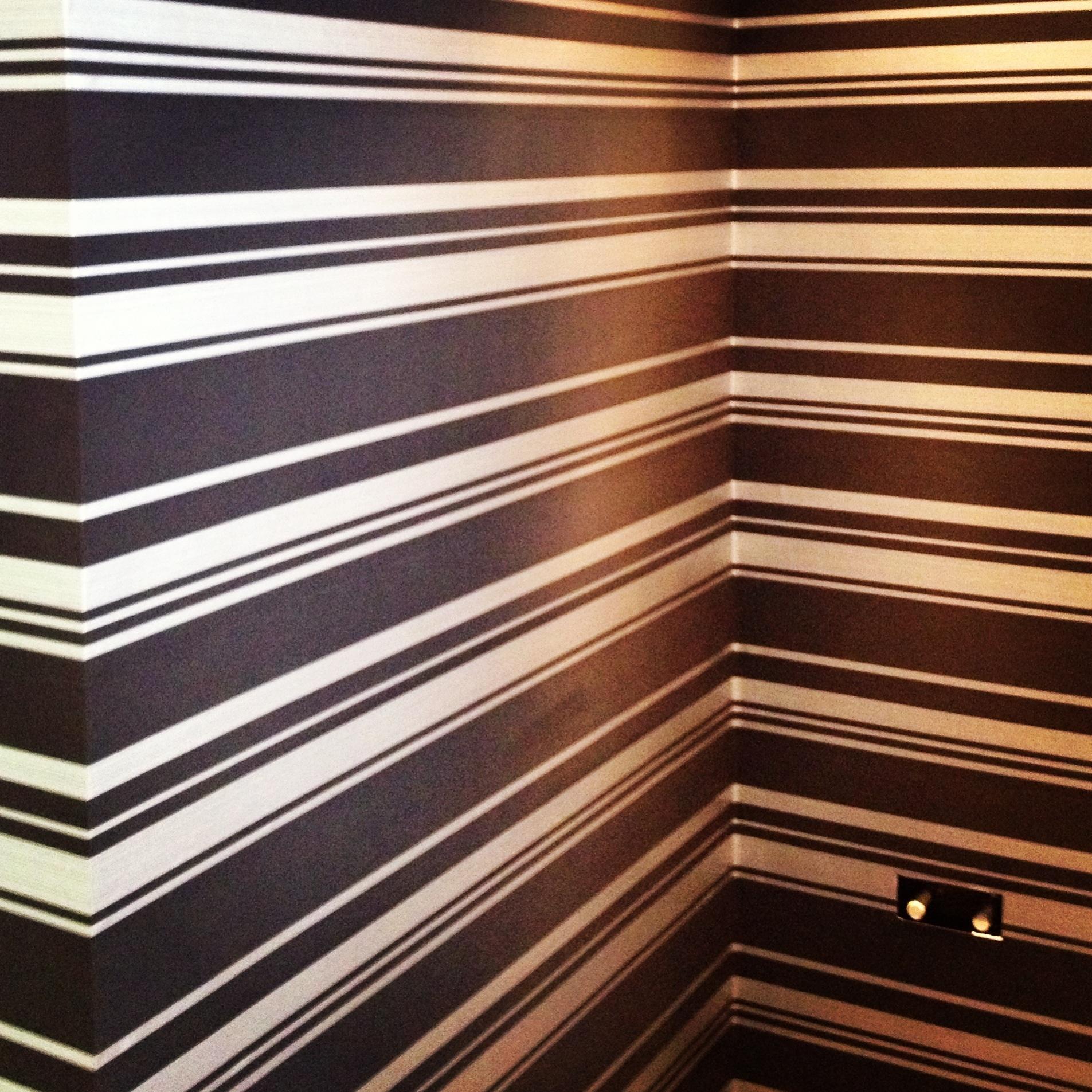 Horizontal stripes   Wallpaper Installation Sydney 1905x1905