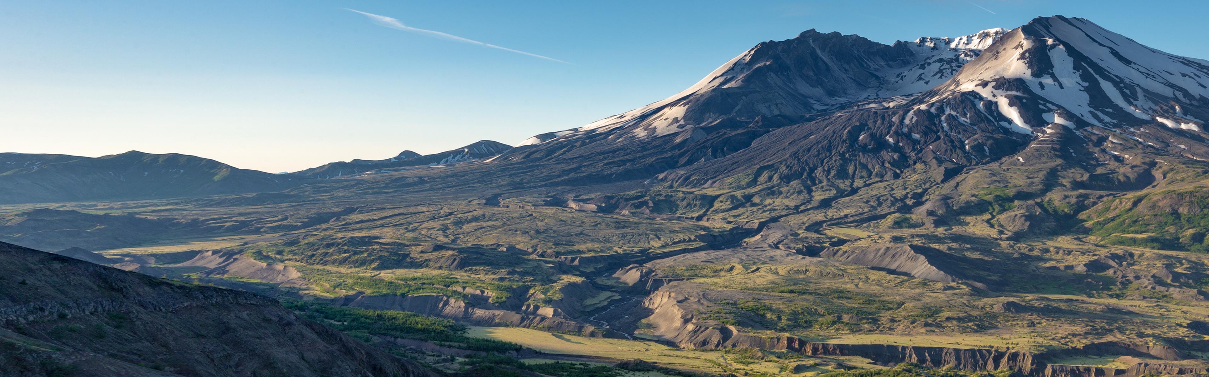 Mt St Helens Wallpapers   Album on Imgur 3840x1200