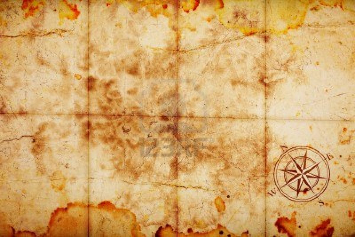 Treasure Map Background