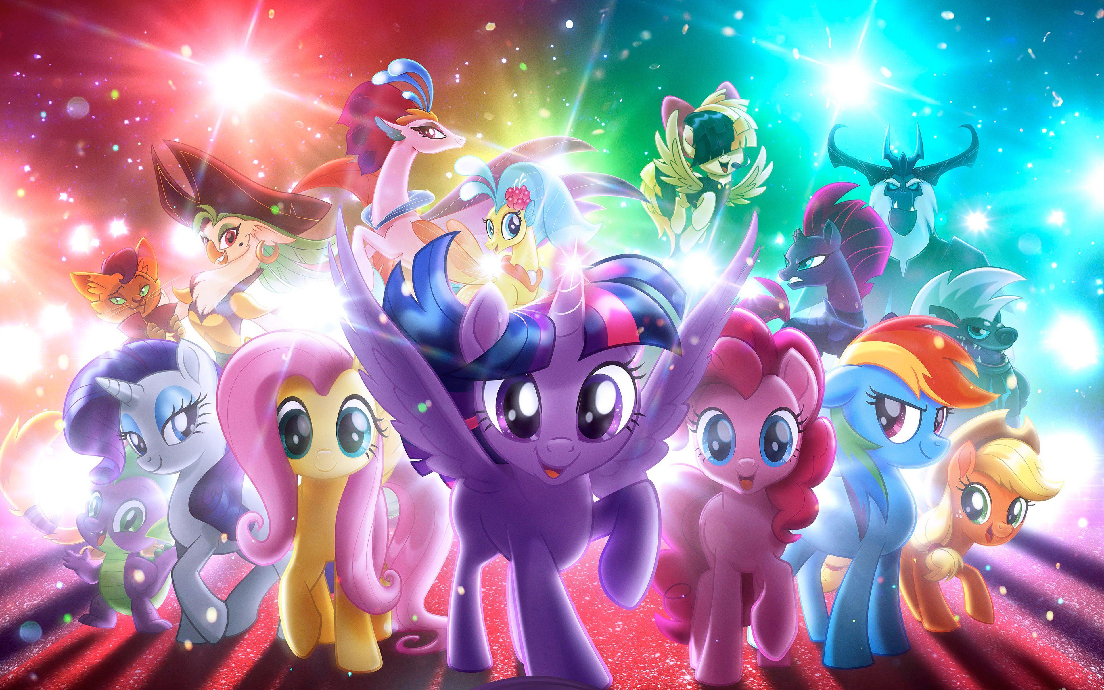 4K My Little Pony Wallpapers   Top 4K My Little Pony 3840x2400