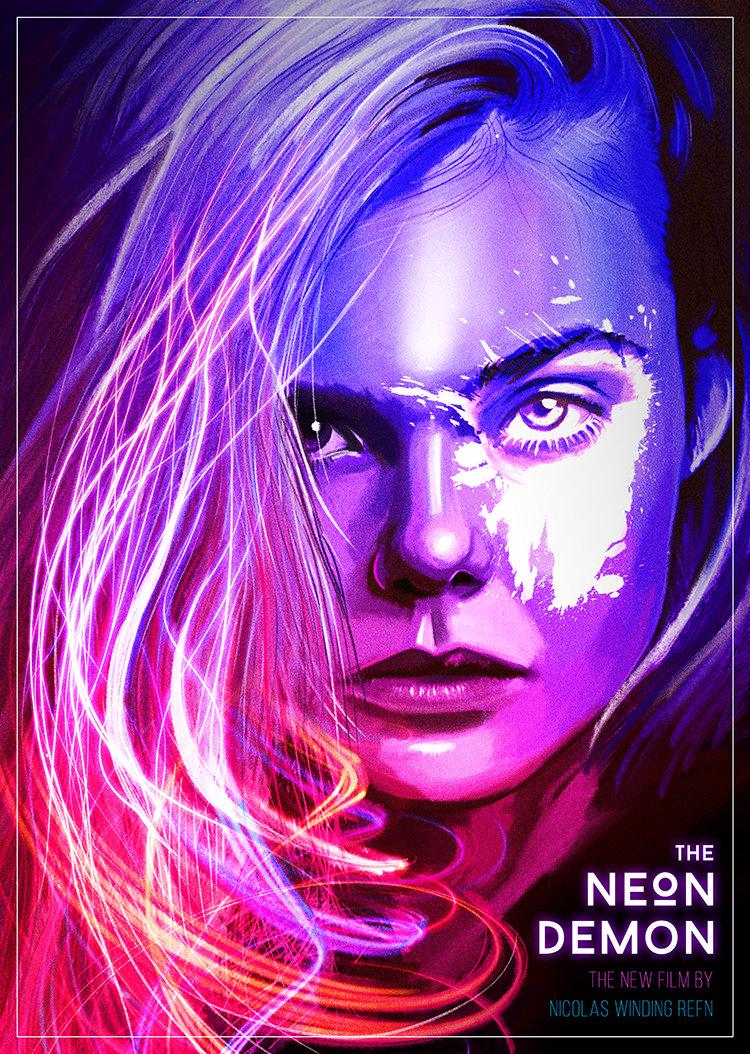 89 The Neon Demon Wallpapers On Wallpapersafari
