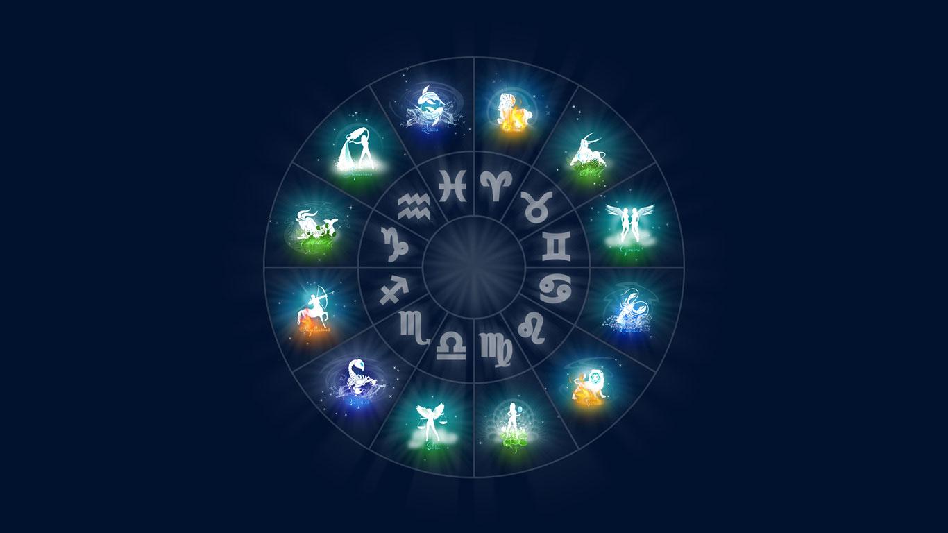 Astrology Wallpaper 1366x768