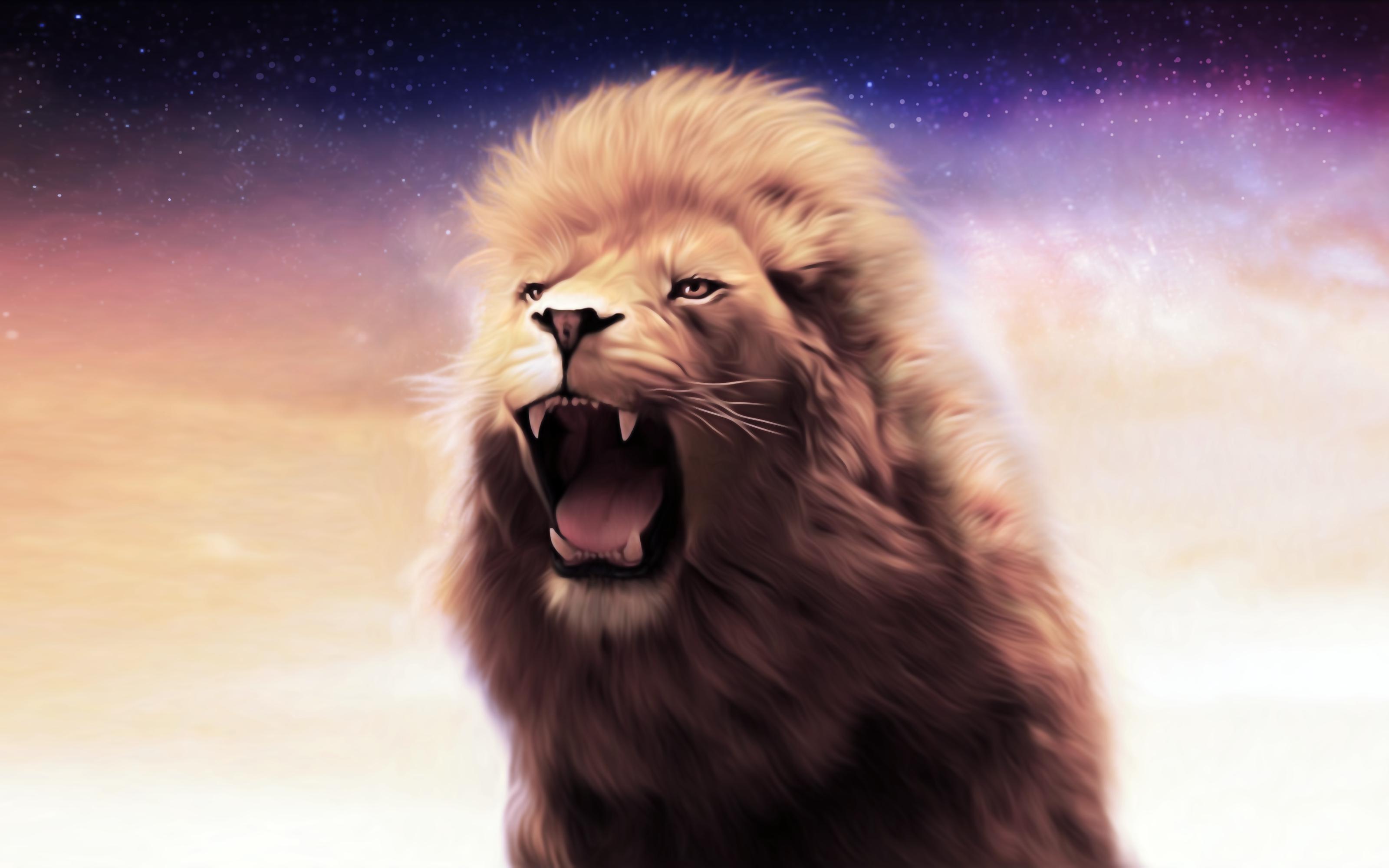 Wallpaper Lion Roar Hd Wallpaper: Lion Roar Wallpaper
