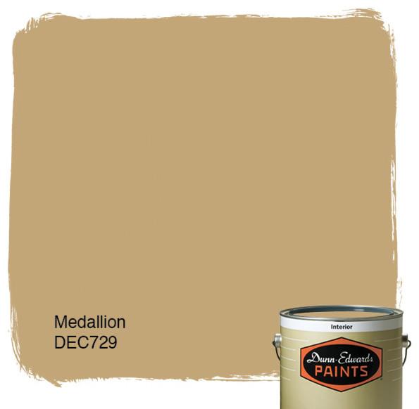 Dunn Edwards Paints Medallion DEC729 paint 595x582