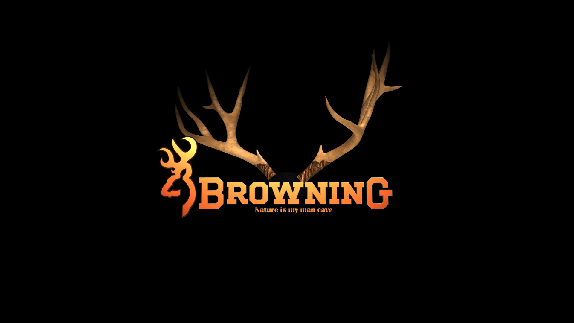 Browning Logo wallpaper   949921 1920x1080